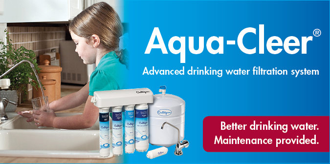 Aqua-Cleer advanced drinking water systems