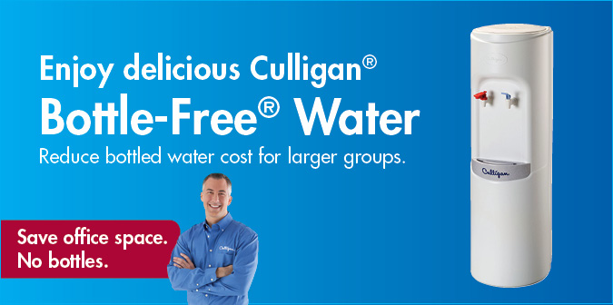 Bottle-Free Water Coolers
