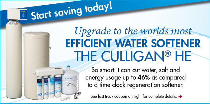 100 Off Softener Or Filter Purchase Culligan Great Falls