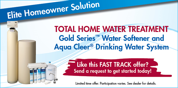 Total Home Water Treatment